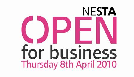 Innovation speaker at Open for Business Conference, UK