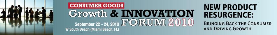 Consumer Goods Growth & Innovation Forum