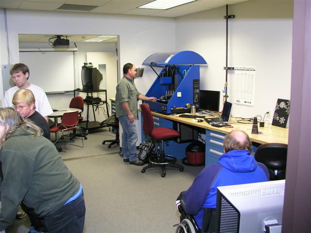 Fox Valley Technical College  Fab lab