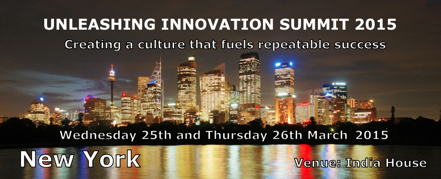 Unleashing Innovation Summit