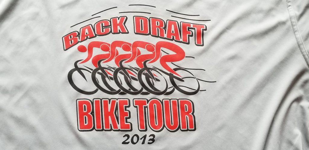 Neenah Menasha Back Draft Bike Tour